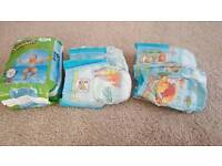 Huggies little swimmers x 23 nappies