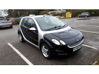 Smart ForFour Hatchback, Manual 1.1 cc. New MOT- 12 m. 3 m. ago new engine fitted with 46,000 m.