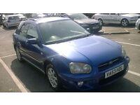 Subaru IMPREZA GX 2003