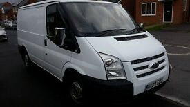 2009 Ford Transit 2.2 TDCI 115 BHP 6 speed px welcome