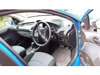 PEUGEOT 206 AUTO LOW MILEAGE LONG MOT&TAX CLEAN CAR