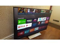 SONY BRAVIA KD55XD8005 55-inch-inch Smart ANDROID 4K Ultra HD HDR LED TV,BUILT-IN YOUVIEW