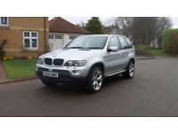 BMW X5 3.0 D SPORT 5d AUTO 215 BHP AUTO, HEATED SEATS LEATHER TRIM, SERVICE RECORD