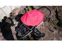 Baby jogger city select (single)