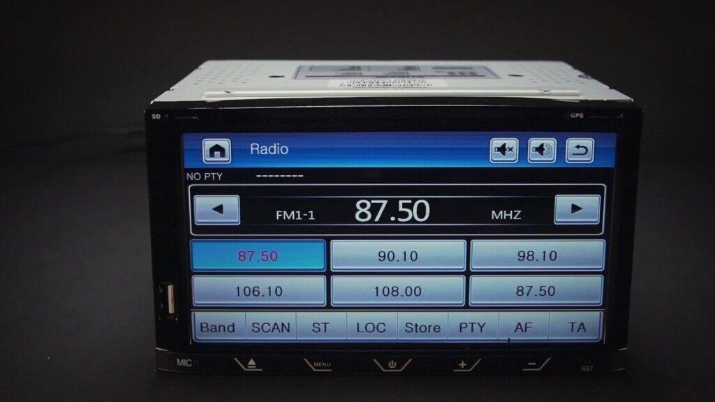 Xtrons WINCE car entertainment system with dvd / satnav / radio /mp3/ | in  Furzton, Buckinghamshire | Gumtree