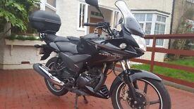 2013 Honda CBF 125cc (Low mileage) with Extras. Long MOT & Recent Service