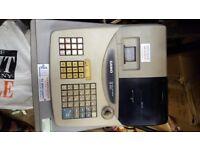 Cash Register x 2 (Casio TE100 Electronic Cash Tills)