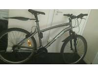 B'TWIN lagr frame mountain bike