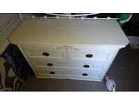 Chest of Drawers (shabby Chic) £50 ONO