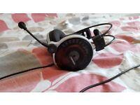 Audio Technica ATH-ADG1 gaming headset l, Astro Mixamp pro.