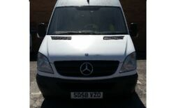 2008 Mercedes Sprinter 2.1 CDI 311 Extra High Roof LWB Panel Van