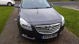 Vauxhall Insignia 2.0 CDTi SRi 158 BHP Sat Nav