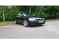 VOLVO S60R 2005 FSH BLACK LOADS OF MONEY SPENT