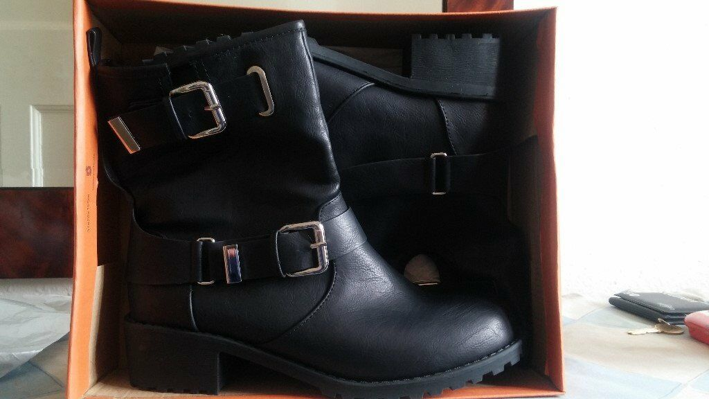 Womens New Boots
