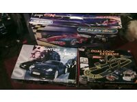 scalextric 3x sets boxed