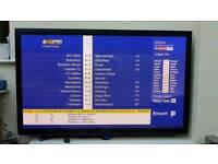 """Panasonic 50"""" inch TV No Stand"""