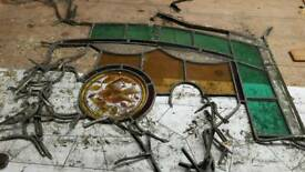 Hellier Stained glass and lead light restoration!