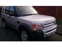 Land Rover Discovery 3 - 2006 (56 reg) SUV 2.7L 78,830 miles, Automatic, Diesel