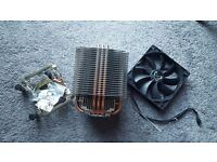 Scythe Ninja PLUS SCNJ-1100P Rev. B Processor Cooler