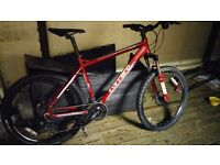 carrera mans mountain bike 6mnth old