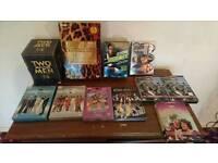 Dvd boxset joblot