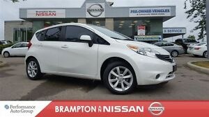 2014 Nissan Versa Note 1.6 SL *Navigation,Heated Seats,Rear View