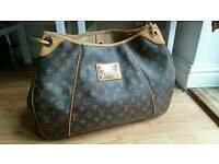 Louis Vuitton Galliera canvas shoulder bag