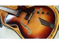 Hofner President Semi Acoustic Guitar 1959-1960