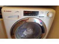 On warranty Candy washer dryer GVW45385TC for SALE.Market price £450!