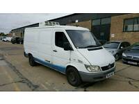2006 Mercedes 308 cdi mwb diesel sprinter fridge van £1500 export welcome