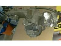 piaggio X8 engine