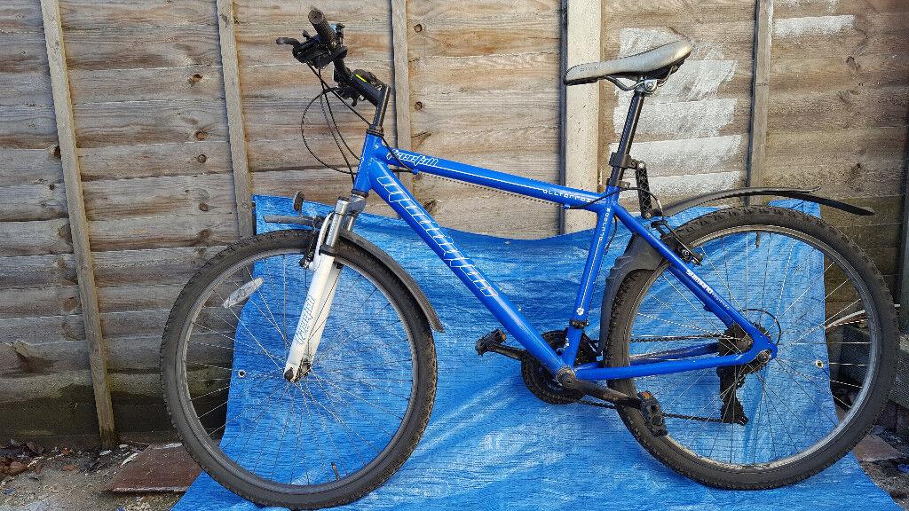 Bicycle - Muddyfox Freefall.