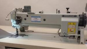 Long arm sewing machine - Walking foot - sewing machine - Machine a coudre