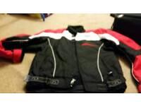 Ladies Motorbike jacket