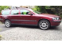 2004 Volvo V70, diesel , automatic, 112k miles, MOT April 2017