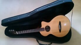SCHERTLER SP LIMITED EDITION ELECTRO ACOUSTIC GUITAR IN EXCELLENT CONDITION