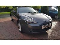 Hyundai Coupe 1.6 SIII S 3dr 46k Miles Red Leather Seats