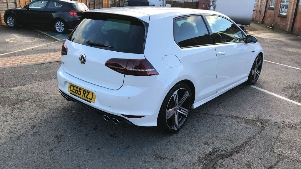 Volkswagen Golf R 2015 65 REG 2 0 TSI BlueMotion Tech R DSG 4MOTION 3dr |  in Leicester, Leicestershire | Gumtree
