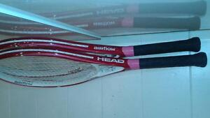 Head Airflow 1 Tennis Racquet x 2 ($89/each or  $158.00 total)