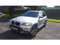 2007 BMW X5 3.0 DIESEL AUTOMATIC, NEW SHAPE 11 MONTHS MOT!! HPI CLEAR , 4X4 JEEP NOT Q7 ML350 X6