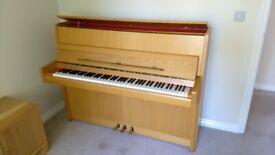 Bohemia Upright Piano excellent condition