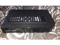 Youview freeview recorder & remote