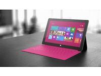 Microsoft surface 2 with keypad