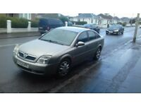 vauxhall vectra di breaking