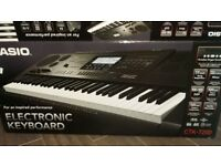 Casio CTK 7200 recording keyboard