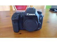 Canon 7d mk2 dslr body for sale