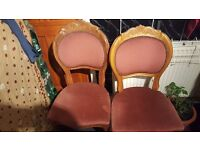 4 Dining Chairs for sale. Very good condition