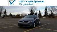 2012 Volkswagen Jetta Low Monthly Payments!!