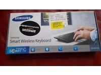 Samsung Wireless Keyboard - VG-KBD2000 - As new