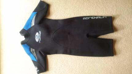 Young Girls Adrenalin Wetsuit